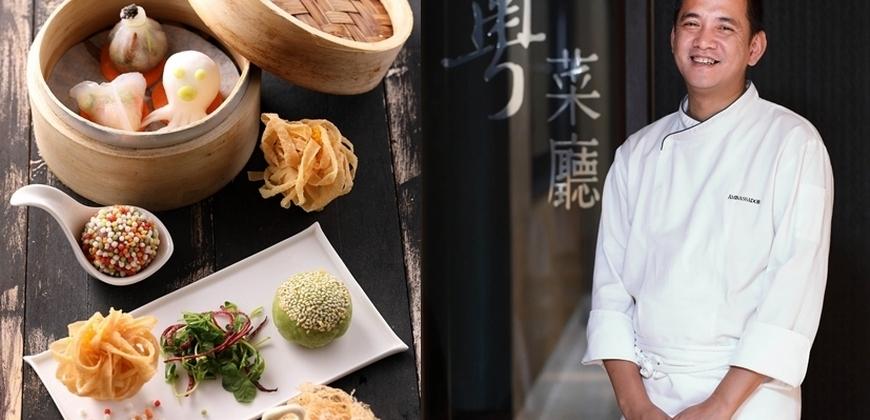 港點名廚坐鎮國賓粵菜廳,8道新品獨家上市
